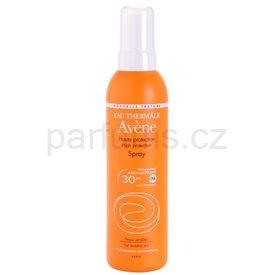 Avene Sun High Protection fotoprotektivní sprej SPF 30 SPF 30 (New Texture) 200 ml