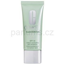 Clinique Superdefense CC krém pro všechny typy pleti odstín Medium (CC Cream) 40 ml