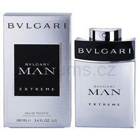 Bvlgari Man Extreme toaletní voda pro muže 100 ml