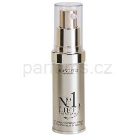Di Angelo No.1 oční krém pro okamžité vyhlazení vrásek (Eyecream For Instant Lifting Of Eye Wrinkles In 3 Minutes) 15 ml
