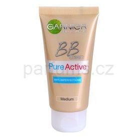 Garnier Pure Active BB krém Medium (5 in1 Anti-Imperfections) 50 ml