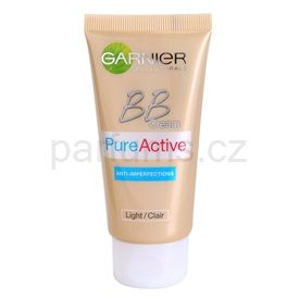 Garnier Pure Active BB krém Light (5 in1 Anti-Imperfections) 50 ml