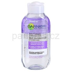 Garnier Skin Cleansing posilující odličovač očí 2v1 (Make-up Remover Eyes) 125 ml