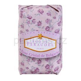 Anne de Péraudel Flower tuhé mýdlo Rose Cristal de Bulgarie (Soap) 100 g