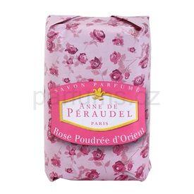 Anne de Péraudel Flower tuhé mýdlo Rose Poudrée d'Orient (Soap) 100 g