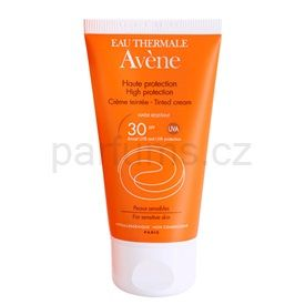 Avene Sun High Protection tónovací krém SPF 30 (Tinted Cream) 50 ml