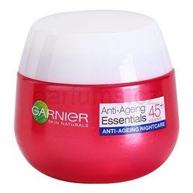 Garnier Essentials noční krém proti vráskám (Night Cream Anti-Wrinkle) 50 ml