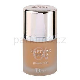 Dior Capture Totale make-up proti vráskám odstín 20 Light Beige (Triple Correcting Serum Foundation) SPF 25 30 ml