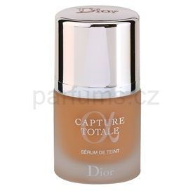 Dior Capture Totale make-up proti vráskám odstín 33 Apricot Beige (Triple Correcting Serum Foundation) SPF 25 30 ml