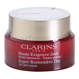 Clarins Multi - Intensive vyživujicí denní krém pro zralou pleť (Super Restorative Day Cream For All Skin Types) 50 ml
