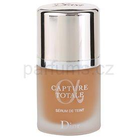 Dior Capture Totale make-up proti vráskám odstín 40 Honey Beige (Triple Correcting Serum Foundation) SPF 25 30 ml
