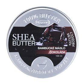 Topvet Shea Butter bambucké máslo čokoláda (Shea Butter) 100 ml