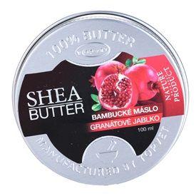 Topvet Shea Butter bambucké máslo granátové jablko (Shea Butter) 100 ml