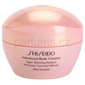 Shiseido Advanced Body Creator zeštíhlující tělový krém proti celulitidě (Super Slimming Reducer) 200 ml