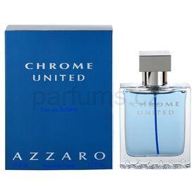 Azzaro Chrome United toaletní voda pro muže 50 ml