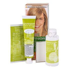 Garnier Color Naturals Creme barva na vlasy odstín 8.1 Light Blonde 4 pcs