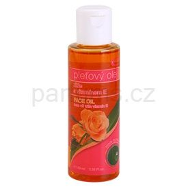 Topvet Face Care pleťový olej s vitaminem E (Face Oil) 100 ml