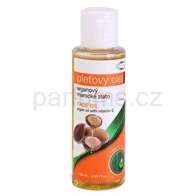 Topvet Face Care pleťový olej s vitaminem E argan marocké zlato (Face Oil) 100 ml