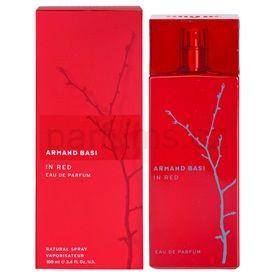Armand Basi In Red parfemovaná voda pro ženy 100 ml
