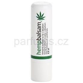 MEDICPROGRESS Cannabis Care konopný balzám na rty (with D-Panthenol, Beta-Carotene) 4,8 ml