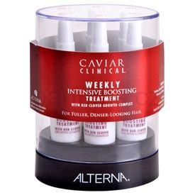 Alterna Caviar Clinical týdenní intenzivní ošetření pro jemné nebo řídnoucí vlasy (Weekly Intensive Boosting Treatment) 6x6,7 ml
