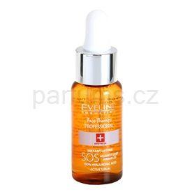 Eveline Cosmetics Face Therapy pleťové sérum proti vráskám (Active Serum 100% Hyaluronic Acid) 20 ml