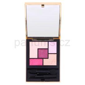 Yves Saint Laurent Couture Palette paleta očních stínů odstín 9 Rose Baby Doll (5 Color Ready-To-Wear) 5 g