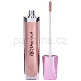 Dermacol Shimmering Lip Gloss třpytivý lesk na rty odstín 4 8 ml