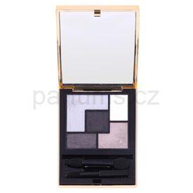 Yves Saint Laurent Couture Palette paleta očních stínů odstín 1 Tuxedo (5 Color Ready-To-Wear) 5 g
