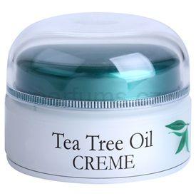 Topvet Tea Tree Oil krém pro problematickou pleť, akné 50 ml