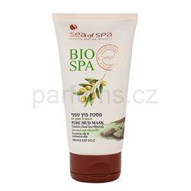 Sea of Spa Bio Spa hloubkově čisticí maska z minerálního bahna (Pure Mud Mask Enriched With Olive Oil) 150 ml cena od 449 Kč