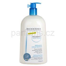 Bioderma Atoderm sprchový krém pro velmi suchou citlivou a atopickou pokožku (Nutri-Protective Cleansing Cream) 1000 ml