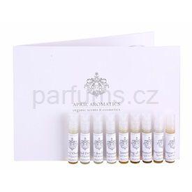 April Aromatics Deluxe Sample Set dárková sada parfémová voda 9 x 2,5 ml