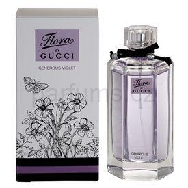 Gucci Flora by Gucci Generous Violet toaletní voda pro ženy 100 ml cena od 890 Kč