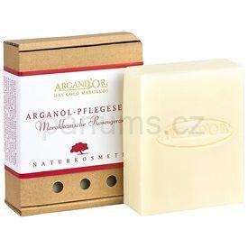 Argand'Or Care arganové mýdlo s vůní marocké růže 110 g