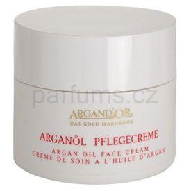 Argand'Or Care pleťová péče s arganovým olejem (Argan Oil Face Care) 50 ml