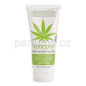 MEDICPROGRESS Cannabis Care krém na ruce s konopným olejem 100 ml
