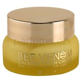 Mizon Bee Venom Calming Fresh Cream pleťový krém s včelím jedem (Unique Cream With Bee Venom And Propolis For Complex Care) 50 ml