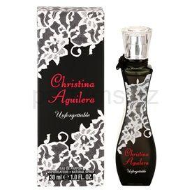 Christina Aguilera Unforgettable parfemovaná voda pro ženy 30 ml