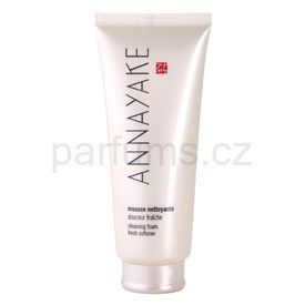 Annayake Purity Moment osvěžující čisticí pleťová pěna (Cleansing Foam Fresh Softener) 100 ml