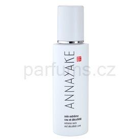Annayake Extreme Line Radiance rozjasňující péče na krk a dekolt (Neck And Décolleté Care) 100 ml