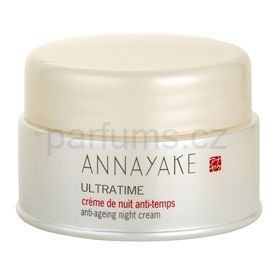 Annayake Ultratime noční krém proti stárnutí pleti (Anti - Aging Night Cream) 50 ml