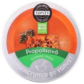 Topvet Supplements propolisová bylinná mast (100% Bio Product) 50 ml