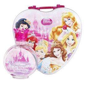 Disney Princess dárková sada I. toaletní voda + svačinový box