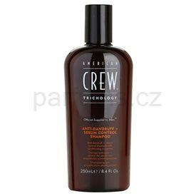 American Crew Trichology šampon proti lupům na regulaci kožního mazu (Anti-Dandruff + Sebum Control Shampoo with Conditioning Properties) 250 ml