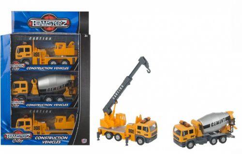 Alltoys Stavební auto Teamsterz cena od 119 Kč
