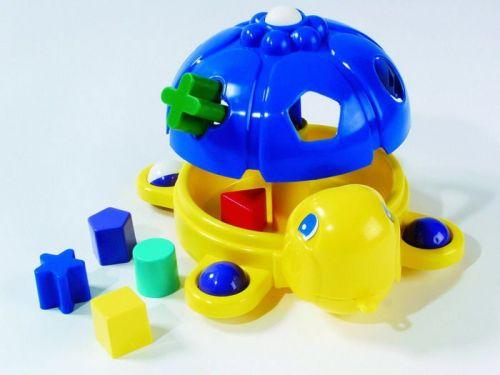 Alltoys Vkládačka želvička 5016 cena od 0 Kč