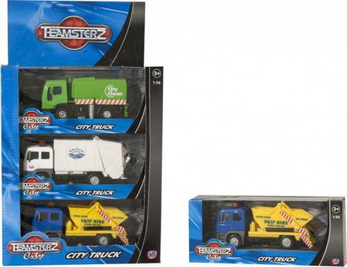 Alltoys Teamsterz city nákladní automobil cena od 99 Kč