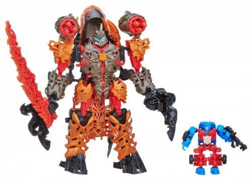 Hasbro Transformers 4 Construct Bots Dinobot Grimlock cena od 1227 Kč