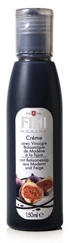 ACETAIA FINI Krém s Balsamico di Modena s příchutí fíků 150 ml